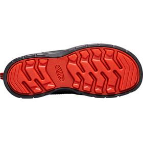 Keen Hikeport Vent - Chaussures Enfant - rouge/noir